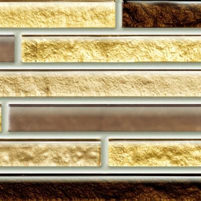 Venatello brown mosaic