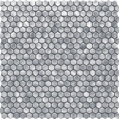 Drops metal silver